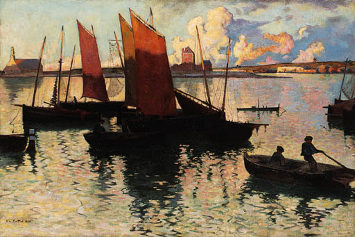Charles Cottet (1863-1924)