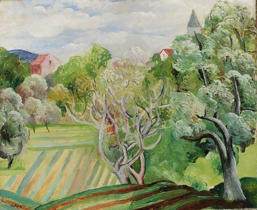 Moïse Kisling (French, 1891-1953)