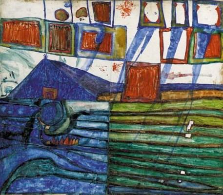 Friendensreich Hundertwasser (