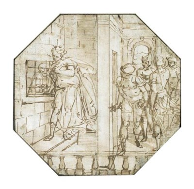 Luca Cambiaso (1527-1585)