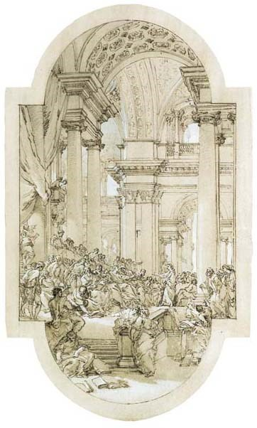 Giovanni Paolo Pannini (1691-1