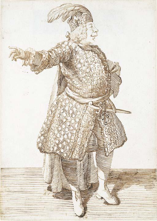 Pier Leone Ghezzi (1675-1755)