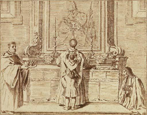 Bolognese School, 17th Century