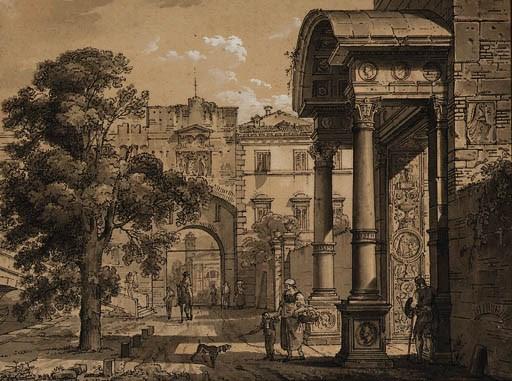 Giovanni Migliara (1785-1837)