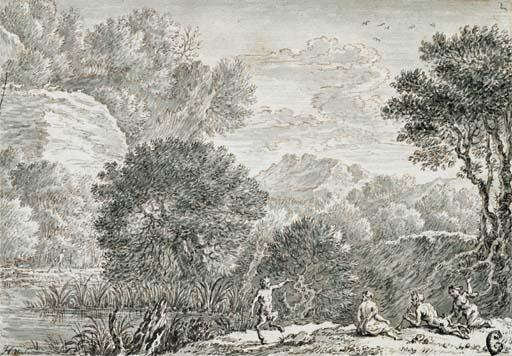 Herman van Swanevelt (1600-1655)
