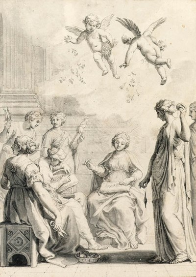 Jacques Stella (1596-1657)