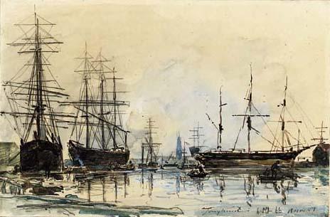 Johan Barthold Jongkind (1819-
