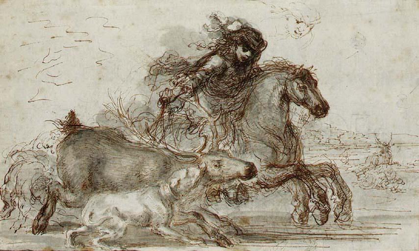 Stefano della Bella (1610-1663)