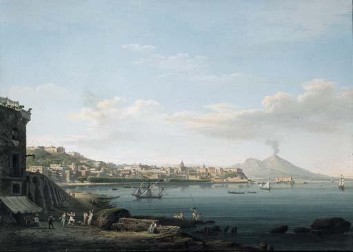 Neapolitan School, circa 1820