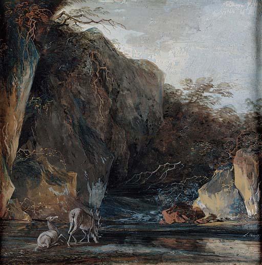 Louis Gabriel Moreau, called M