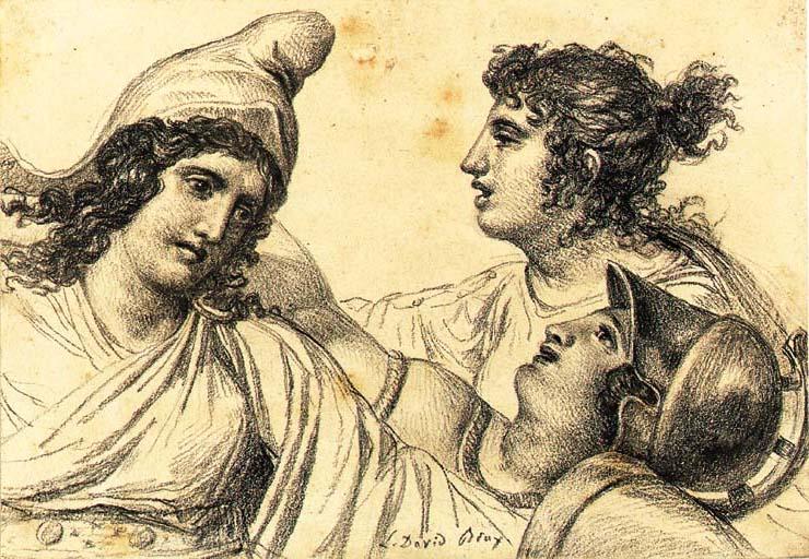 Jacques-Louis David (1748-1825