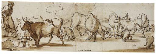 Pieter van Bloemen (1657-1730)