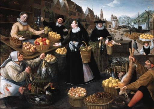 Lucas van Valkenborch (1535-15