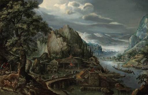 Marten van Valkenborch I (Louv