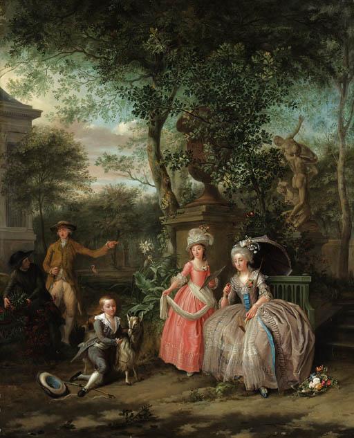 Nicolaes Muys (Rotterdam 1740-