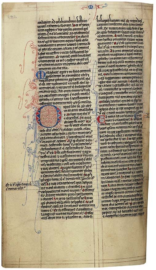 BIBLE with the Prologues attri