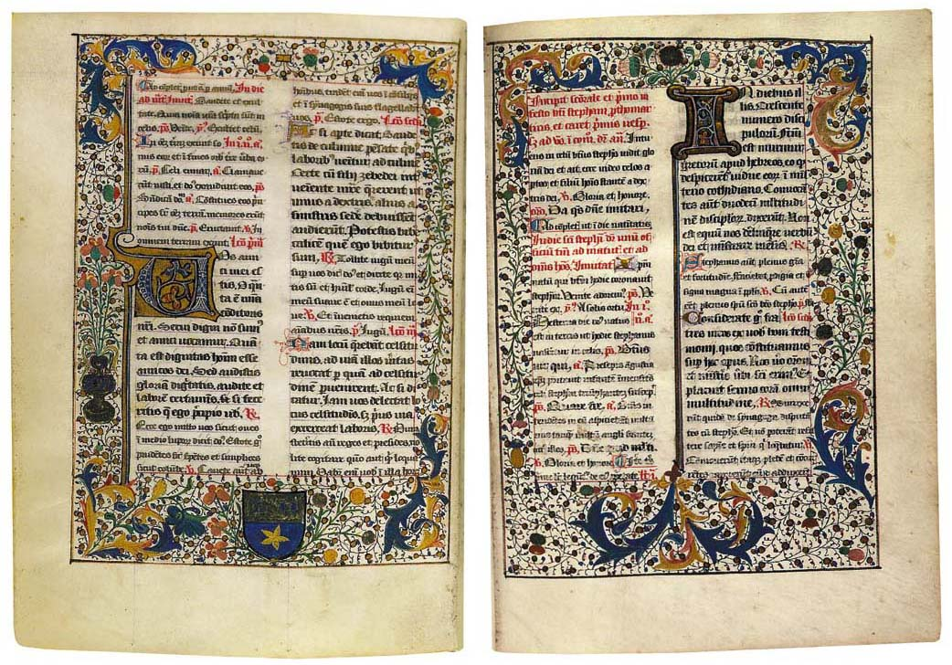 LECTIONARY FOR THE SANCTORAL A