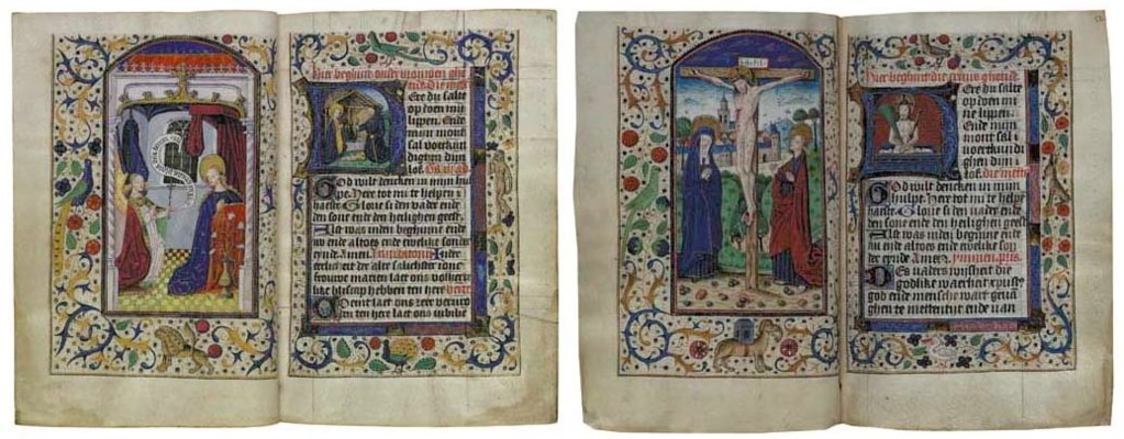 BOOK OF HOURS, use of Utrecht,