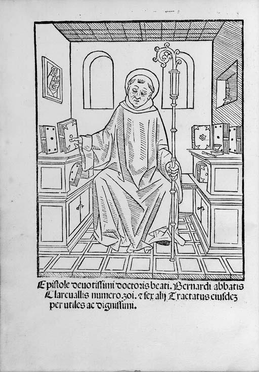BERNARDUS CLARAVALLENSIS (1090