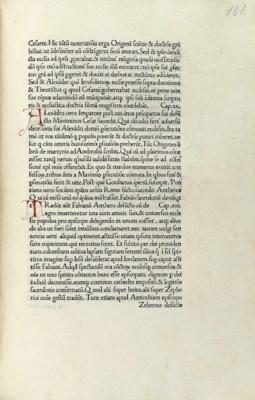EUSEBIUS Caesariensis (c.260-c