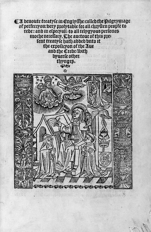 BONDE, William (d.1530). A dev
