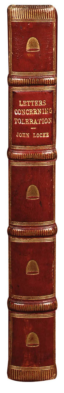 LOCKE, John (1632-1704). Lette