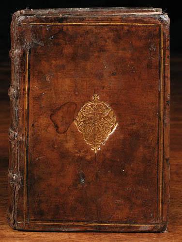 WOTTON, Antony (1561?-1626). A