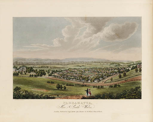 LYCETT, Joseph (1774-1827). Vi