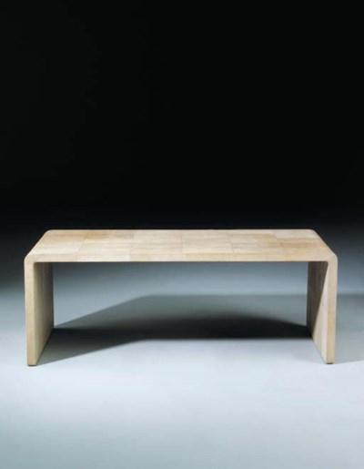 A Shagreen Table