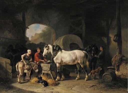 Wouterus Verschuur (Dutch, 1812-1874)