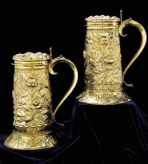 A pair of Important Charles II