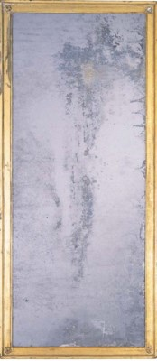 A Regency giltwood pier glass