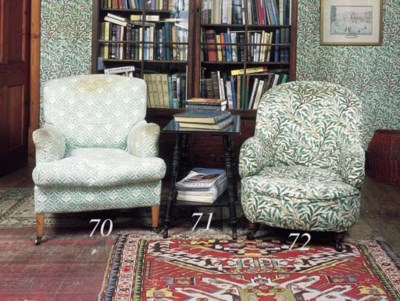 An easy armchair