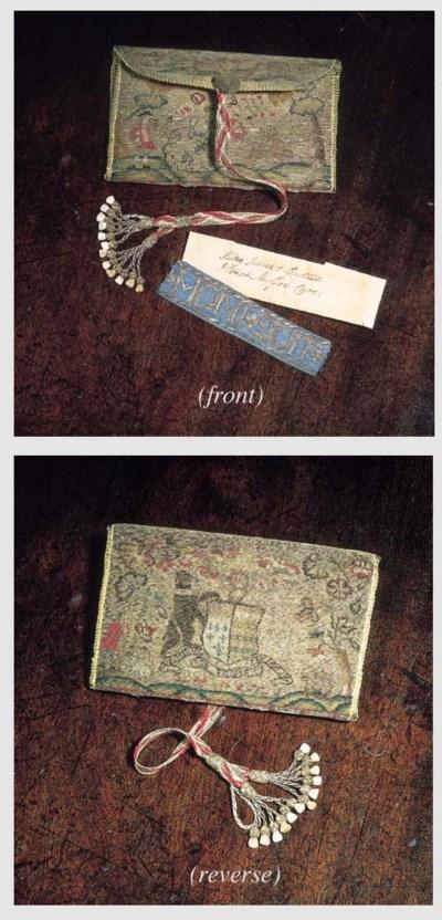 An English wallet