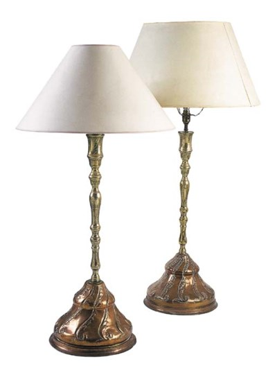 A matched pair of Ottoman Turk