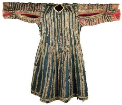 A tunic of a Sherwood Forester
