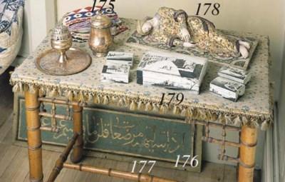 A Spa souvenir casket