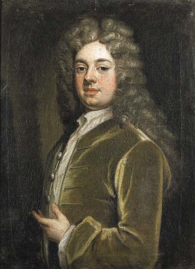 Attributed to Sir Godfrey Knel
