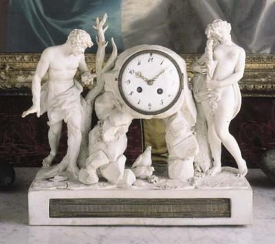 A late Louis XVI ormolu-mounte