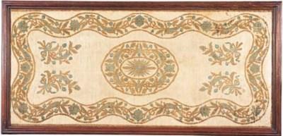 Six framed panels of Scutari v