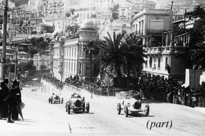 Monaco Grand Prix - A collecti