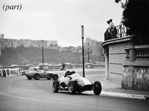 Italian Racing and Sports Cars