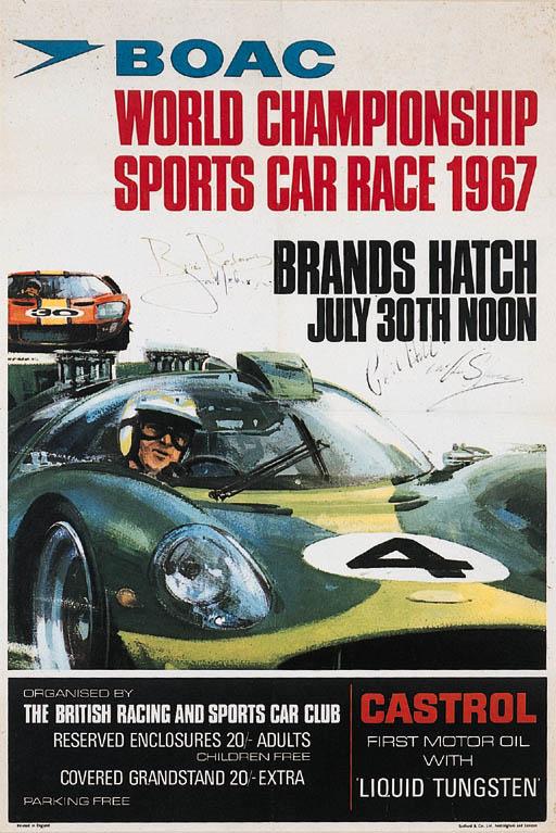 BOAC World Sports Car Champion