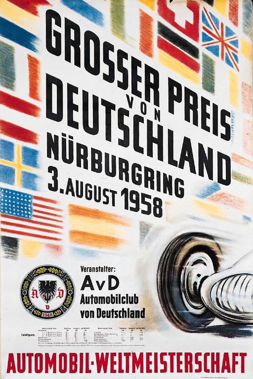 German Grand Prix - Nürburgrin