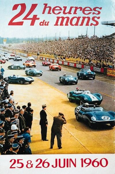 Le Mans 1960 - A scarce origin