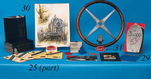 Bugatti T57 - An original sale