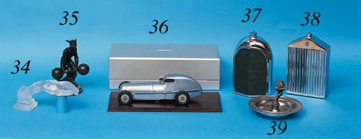 Mercedes-Benz W25 - A tinplate
