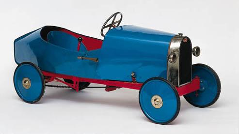 Bugatti - A good child's pedal