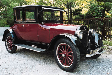 1923 BUICK MODEL 48 TWO DOOR C
