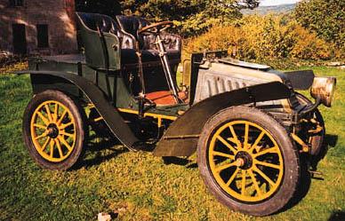 1902 LAMBERT 8hp TYPE G TWO SE